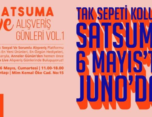 Satsuma Live Alışveriş Günleri Vol.1